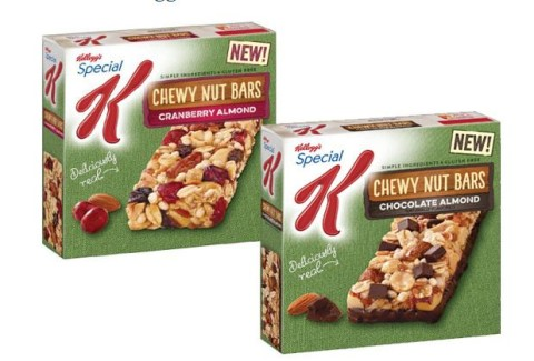 kelloggs chewy bars