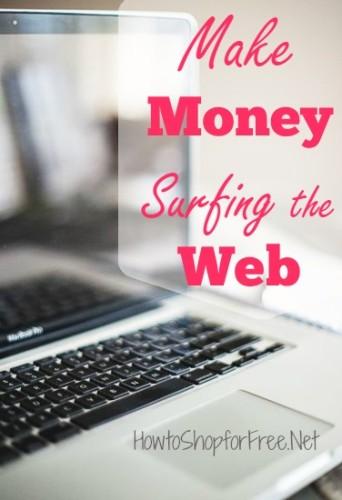 make money surfing web