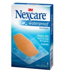 nexcaretm-waterproof-bandages-8-count-knee-elbow-size