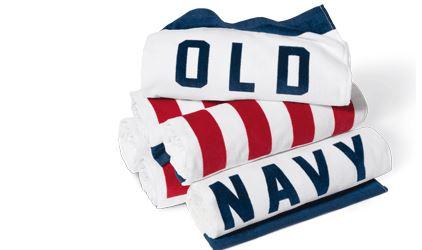 old navt beach towel