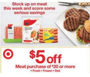 target meat  q