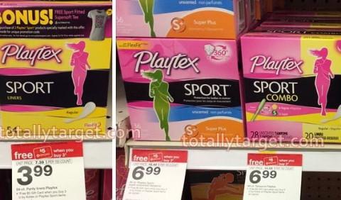 target playtex