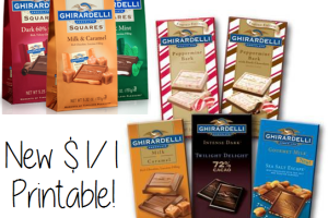 photo regarding Ghiradelli Printable Coupons named ghirardelli printable coupon How toward Keep For Cost-free with