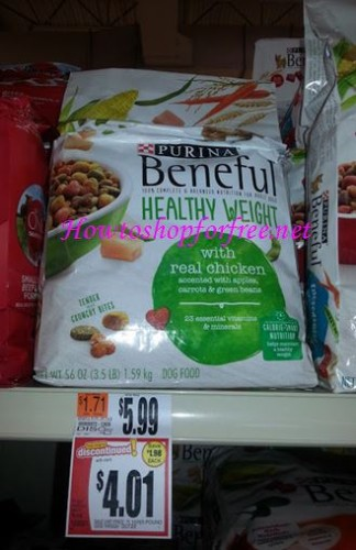 beneful healthy weight