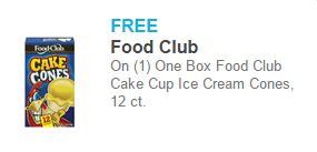 Free Ice Cream Cones at Roche Bros!