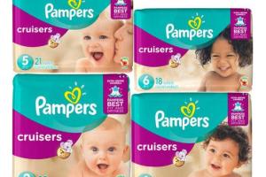 Pampers Diaper Deals!