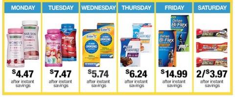 cvs daily deals