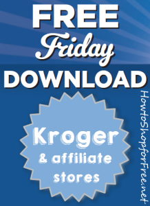 freebie_friday_kroger