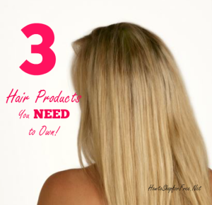3 Things your Hair Needs if you live in New England!