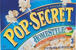 .50/1 Pop Secret Popcorn *RESET*
