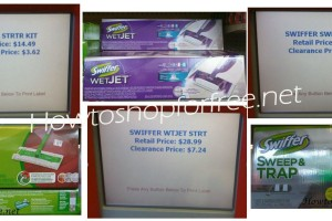 HUGE Clearance on Swiffer Products at CVS!