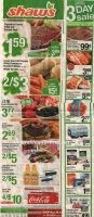 Shaw's Ad Scan  3/10 – 3/16