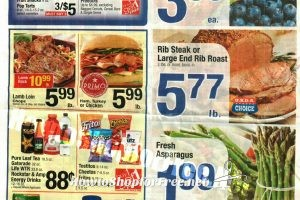 Shaw's Ad Scan 5/12 – 5/18