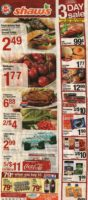 Shaw's SALE 7/28 – 8/3  Ad Scan