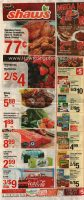 Shaw's Ad Scan ~ Jan. 6th-12th, 2017