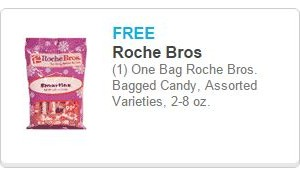 Free Candy at Roche Bros!