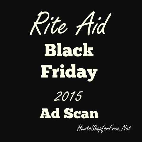 Rite Aid Black Friday Ad Scan