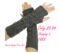 Must Have!!  Arm Warmers $3.84     ~Free Shipping