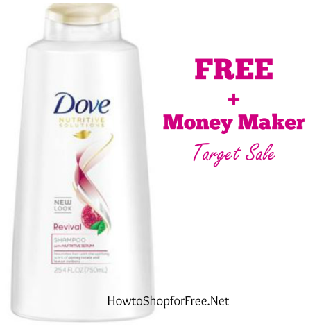 dove free at target