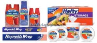 New Hefty, Reynolds Wrap Coupons + Stop & Shop Scenario