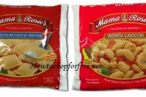 Mama Rosie's Pasta only .49 at Roche Bros.!