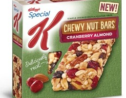 $1 Special K Chewy Nut Bars @ Stop & Shop (Starting 10/16)
