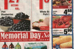 Shaw's Ad Scan  5/27 – 6/2