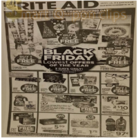 Rite Aid Black Friday 2017 Ad Scan is up!!!