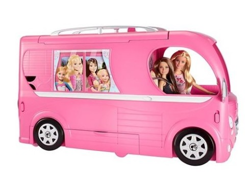 barbie pop up