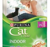 16 lb bags of Purina Cat Chow only 5.99 at Target!