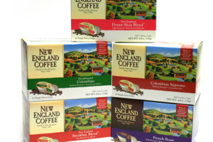 New England K-Cups for only .25 each at Shaw's!