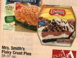 Pie Sale at Shaw's