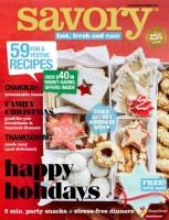 Free Savory Magazine at Stop & Shop