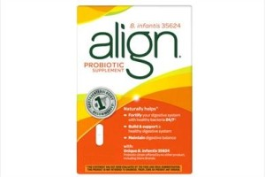 Free Sample of Align Pro-Biotic Supplement