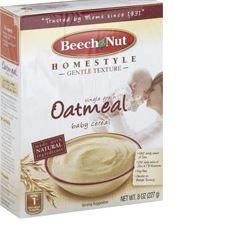 beech nut cereal