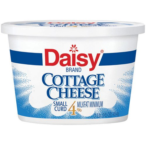 50 1 daisy cottage chs how to shop for free with kathy spencer rh howtoshopforfree net cottage cheese 1% calories cottage cheese 1/2 cup calorie count