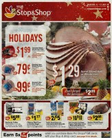 Stop & Shop Ad Scan 12/11-12/17