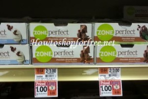 Free Zone Bars at Roche Brothers!