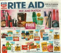 Rite Aid EXTRA Early Ad Scan ~ January 8th-14th!
