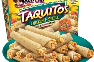 $2.49 Jose Ole Taquitos @ Market Basket with NEW Q!