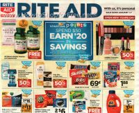 Rite Aid Ad Scan ~ Jan. 1-7, 2017