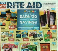 Rite Aid Ad Scan ~ Jan. 15-21