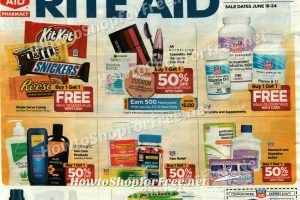 Rite Aid FULL Ad Preview ~ June 16-24