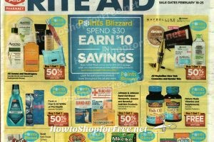 Rite Aid EARLY Ad Scan! (Feb. 19-25)