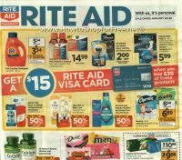 Rite Aid Ad Scan ~ Jan. 22-28
