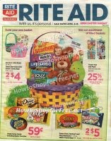 Rite Aid FULL-SIZE Ad Scan ~ April 9-15
