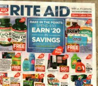 Rite Aid Early Ad Scan 9/4 – 9/10! *Full Size*