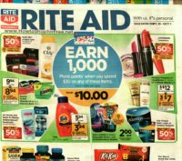 Rite Aid Full Size Ad Scan 9/25 – 10/1