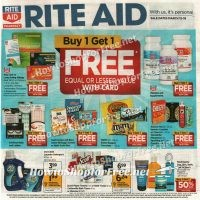 Rite Aid Ad Scan ~ March 12-18 (full-size!)