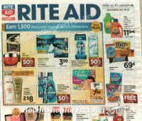 Rite Aid Early Ad Scan ~ July 16-22